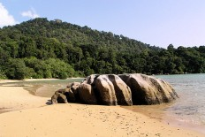 2-Tioman-monkey-beach