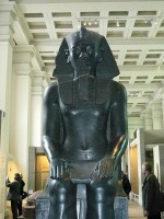 sculpture-egyptienne