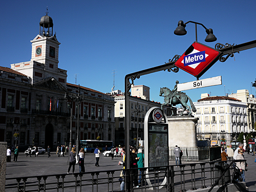 Puerta del sol carnets de voyage reportages photos for Puerta del sol 4