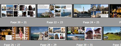 organiser un livre photo de voyage carnets de voyage reportages photos conseils. Black Bedroom Furniture Sets. Home Design Ideas