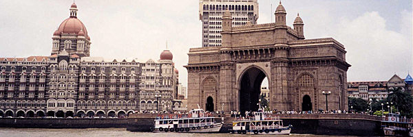 Bombay gateway of India