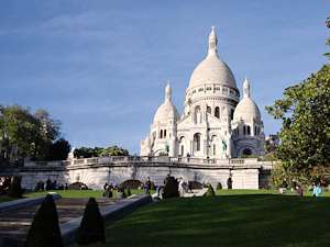Paris - Butte Montmartre