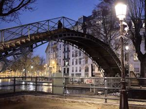 Paris - Canal Saint-Martin
